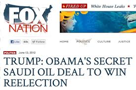obama secret saudi oil deal