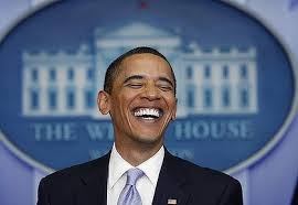 shit eating grin OBAMA